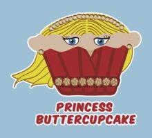 THE PRINCESS BUTTERCUPCAKE parody Kids Clothes