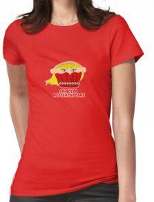 THE PRINCESS BUTTERCUPCAKE parody Womens Fitted T-Shirt