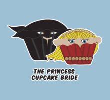 THE PRINCESS CUPCAKE BRIDE parody Kids Clothes