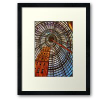 Coops Shot Tower Series #2 c1888 - Melbourne, Australia - The HDR Experience Framed Print