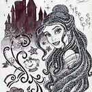 Monochrome Princess B by Kashmere1646