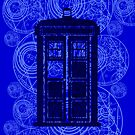 Tardis Watch by Tracey Gurney