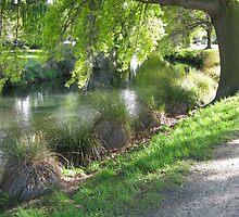 River Avon by Jon Charles