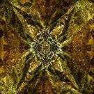 Green Grunge by SusanAdey