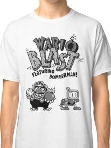 Wario BLAST! Classic T-Shirt