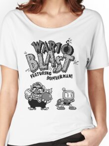 Wario BLAST! Women's Relaxed Fit T-Shirt