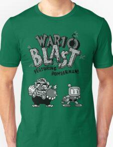 Wario BLAST! Unisex T-Shirt