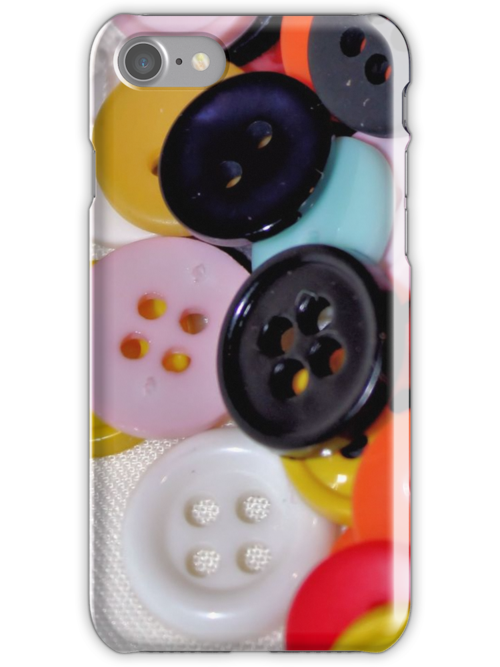 Time to Sew [iPhone - iPod Case/Skin] by aprilann