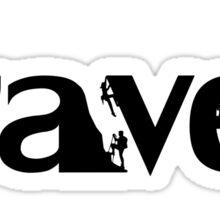 Explore, Nature, Adventure - Travel Sticker