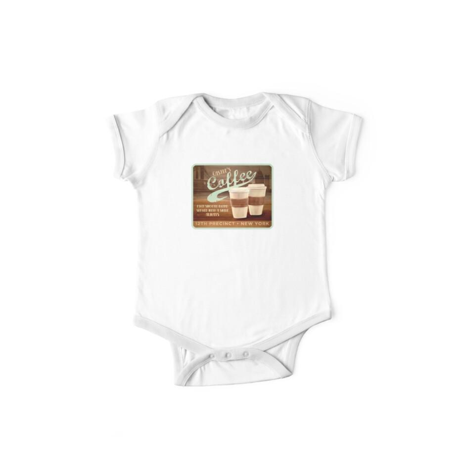 Castle's Coffee T-Shirt by Sarah  Mac