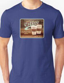 Castle's Coffee T-Shirt Unisex T-Shirt