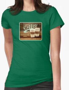 Castle's Coffee T-Shirt T-Shirt