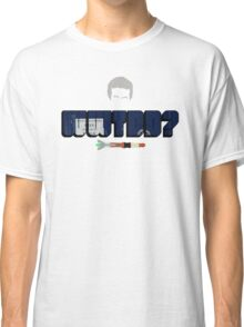 What Would The Doctor Do? Classic T-Shirt