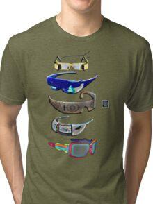 """Virtual Reality Headgear""© Tri-blend T-Shirt"