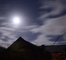 Full Moon 30/s  by PatrickLawrence