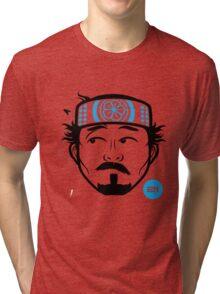 Mr Miyagi Tri-blend T-Shirt