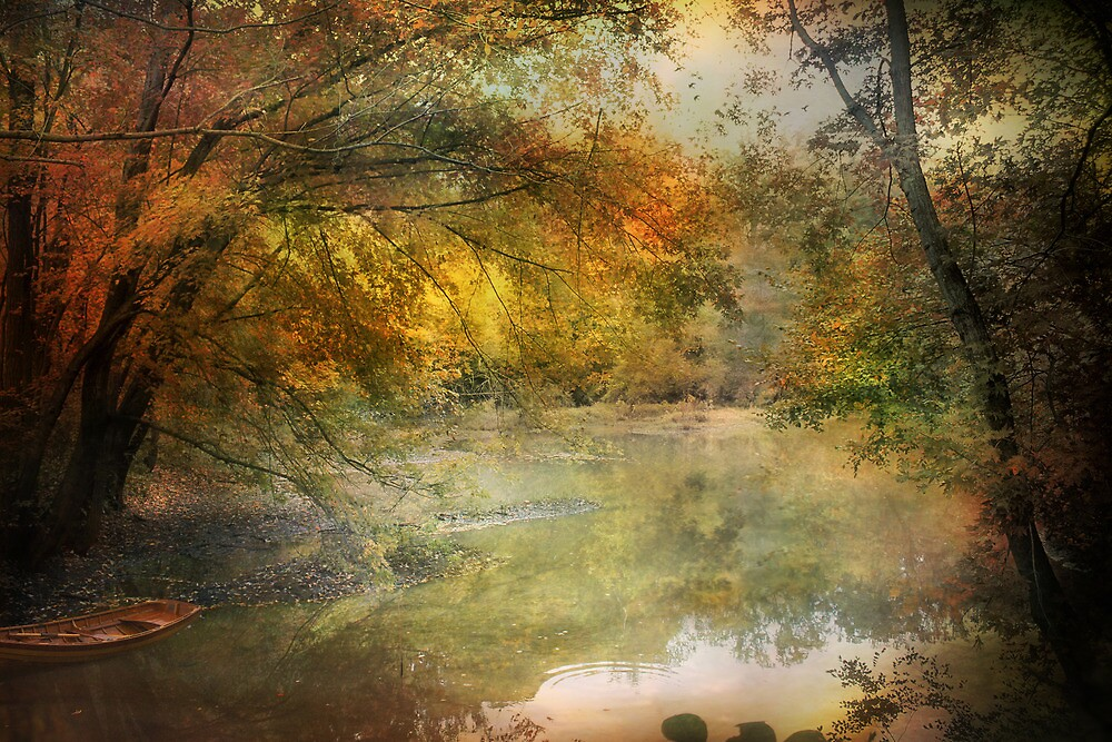 Autumn Dream by John Rivera