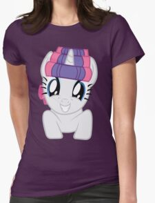 Rarity pops out of your Tee! Raritee! Womens Fitted T-Shirt