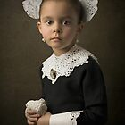 Doilies In Delft by Bill Gekas