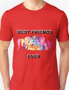 MLP My Little Pony Best Friends Ever! T-Shirt
