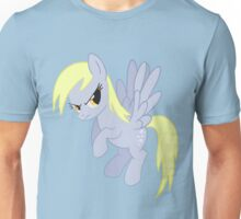 Angry Ditzy Derpy Hooves Unisex T-Shirt
