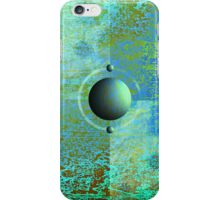 iPhone case-pattern with sphere iPhone Case/Skin