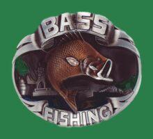 <º))))><   BASS FISHING TEE SHIRT <º))))><    by ✿✿ Bonita ✿✿ ђєℓℓσ