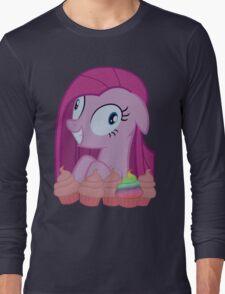 Pinkamena [SFW] (+Cupcakes!) Long Sleeve T-Shirt