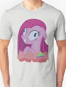 Pinkamena [SFW] (+Cupcakes!) T-Shirt