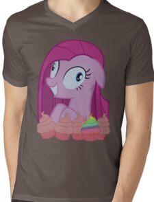 Pinkamena [SFW] (+Cupcakes!) Mens V-Neck T-Shirt