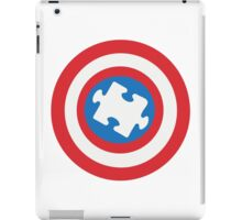 Captain Au-some iPad Case/Skin