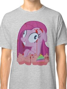 Pinkamena's Bloody Cupcakes Classic T-Shirt