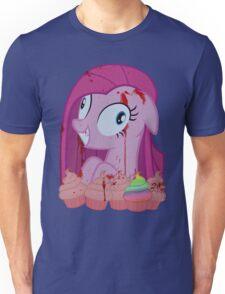 Pinkamena's Bloody Cupcakes Unisex T-Shirt