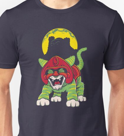 Battle Kitty's Mighty RAWR!  T-Shirt