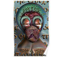 Bust of Da'Glem Da'Har (Kashyyyk) Poster