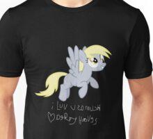 Derpy Hooves Loves You Unisex T-Shirt