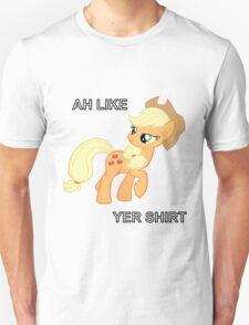 Applejack Likes Your Shirt T-Shirt