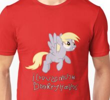 Derpy Hooves Loves You 3.0 Unisex T-Shirt
