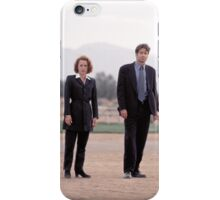 DANA N FOX iPhone Case/Skin