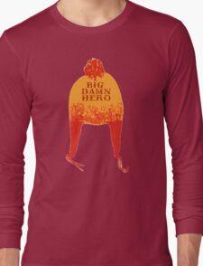 Big Damn Hero Long Sleeve T-Shirt
