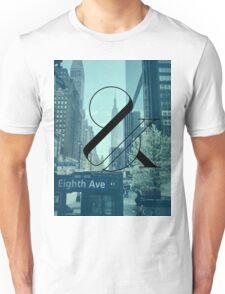 New York Is Killing Me - Blue Unisex T-Shirt
