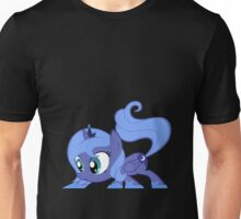 Princess Woona Luna As A Filly Unisex T-Shirt