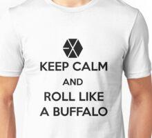 Roll like a buffalo Unisex T-Shirt