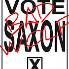 Vote Saxon! by stephisinsanity
