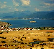 Lake Prespa, Albania by Kristina R.