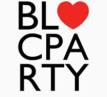 We Love Bloc Party Unisex T-Shirt