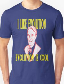I like Evolution, Evolution is cool T-Shirt