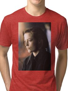 DANA SCULLY ALIEN AMAZING Tri-blend T-Shirt