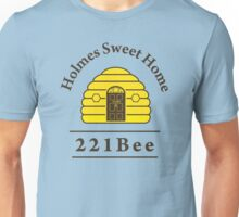 221Bee: Holmes Sweet Home Unisex T-Shirt