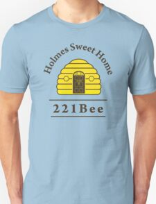 221Bee: Holmes Sweet Home T-Shirt